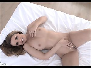 slipping into that wet slimy labia of sugary-sweet Dillion Harper