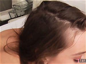 Tori ebony and Lana Rhoades Have warm girl/girl romp