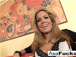 Asa likes Isis Taylor
