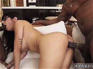 Arab maid intercourse first-ever time My phat black threesome