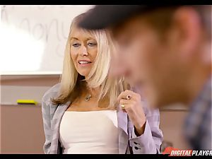 fuck-a-thon addicts anonymous gets a bit super-fucking-hot with Jasmine James and Danny D