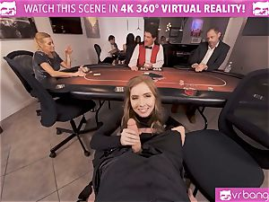 VRBangers.com-Busty stunner is smashing rock-hard in this agent