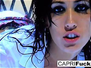 hottie Capri gets screwed stiff by Keni