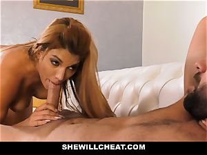 SheWillCheat - steaming cuckold wife vengeance ravaging