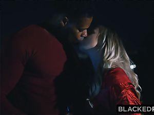 BLACKEDRAW beau with hotwife wish shares his platinum-blonde gf