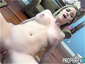 PropertySex naughty Jessa Rhodes plows Her Step cousin