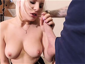 My naughty Album - super-steamy casting fuck-fest with Czech fledgling