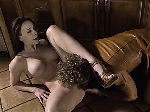 Spoiled pt two Chanel Preston gets her scorching cunny treated