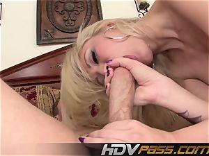 HDVPass Monique Alexander is in utter sexual control