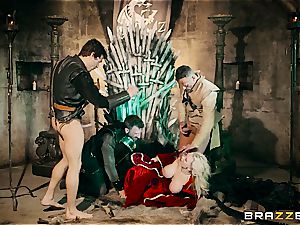 boning the princess on of the metal throne one last time