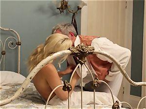 super-steamy prostitute Anikka Albrite tears up her favourite insane west customer