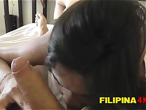 Jhamela gets her crevices jammed by horny tourists phat manmeat