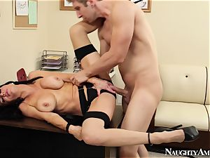 porn in the office. workers bang in lunch break