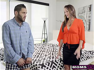 MomsTeachSex - I plumb My mates mother For experience S7:E6