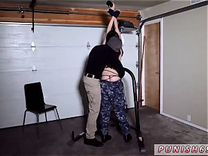 raunchy brutal torturous howling rectal and filthy pee Kyra Rose was sent into a covert mission