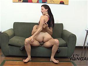 Tu Venganza - vengeance fuck with crazy huge-boobed Latina