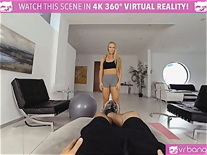 VR PORN-Nicole Aniston Gets humped hard and gargles