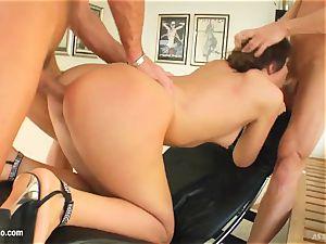gonzo hookup with Gabriella May - harsh hard-core buttfuck fucky-fucky