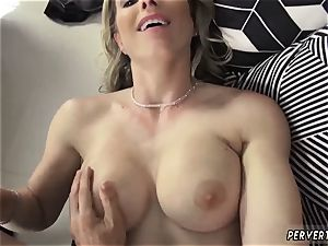 Russian mommy boinks playfellow crony hd and milf guzzle Cory chase in revenge On Your
