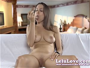 sucking on my faux-cock showcasing how I would deep-throat yours